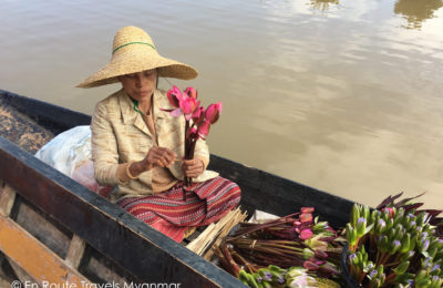 Inle Lotus